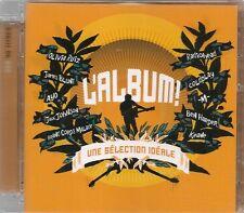 2 CD COMPIL 40 TITRES--L'ALBUM 2006--RUIZ/RADIOHEAD/COLDPLAY/M/HARPER/AYO/KEANE