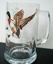 New listing Vtg 1970 s Heilemans Old Style Beer Mug Collector Series Ii Mallard Duck 12 oz