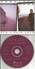 FERNANDO SAUNDERS Is LOU REED Bass Player  It's a Real Love EDIT PROMO CD single
