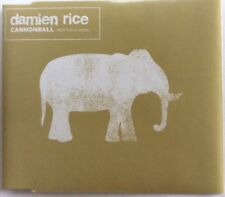DAMIEN RICE - Cannonball - UK REMIX PROMO CD