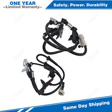 2x Front ABS Speed Sensor For 01-05 Dodge Caravan Grand Caravan Town & Country