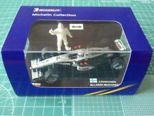 Kimi RAIKKONEN - MINICHAMPS - McLAREN MERCEDES MP4-17D - MICHELIN BOX