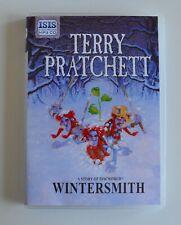 Wintersmith - by Terry Pratchett - MP3CD - Unabridged Audiobook