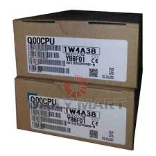 Mitsubishi Universal Cpu Module Q00Ucpu Integrated Ethernet Interface New In Box