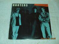 Nervous Night By Hooters (Vinyl 1985 CBS) Original Record Album