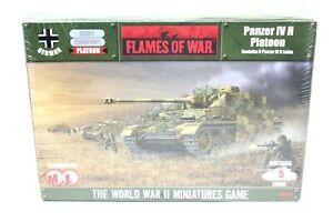 Flames of War German Panzer IV H JYS47