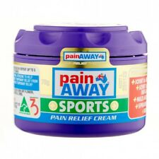 Pain Away Sports Pain Relief Cream - 70g