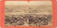 Costantinopoli Grecia & Turchia Foto B.K. Stereo Di Parigi Vintage Albumina ca