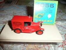 CITROËN 5 cv Camionnette Pompiers du Loiret 1926 Ancienne ELIGOR