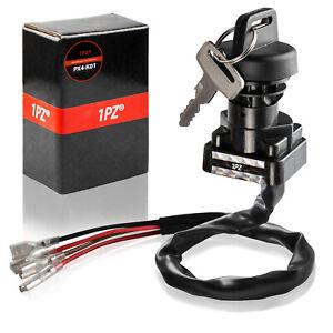 Ignition Key Switch Polaris Sportsman 335 500 1996 1997 1998 1999 2000 4x4 ATV