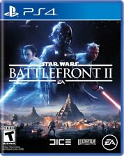 Star Wars: Battlefront II 2 (Sony PlayStation 4, PS4) Brand New Factory Sealed