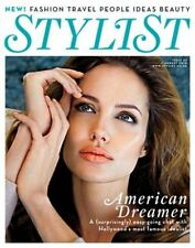 Angelina Jolie photographed by Patrick Demarchelier – Stylist - 11 August 2010