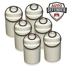 6.6 Duramax Fuel Filters for 01-15 Chevrolet GMC Turbo Diesel 6 ct