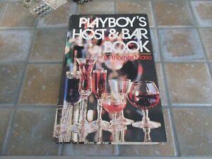 Vintage 1971 Playboy's Host & Bar Book By Thomas Mario - Hardback