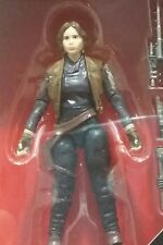 """The Black Series Star Wars Sergeant Jyn Erso 3.75"""" Action Figure Hasbro Toy Gift"""