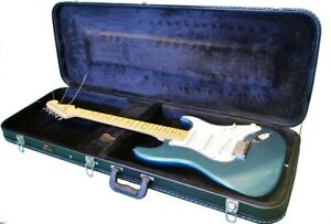 Electric Guitar flight case Fender Stratocaster Strat Tele Ibanez by Rock Hard