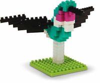 Nanoblock Mini Critters Series by Kawada Hummingbird NBC 078 NEW