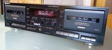 Sony tc-wr735s Dolby-s doble-fabricada pletina de casete bda *** obsoleta ***