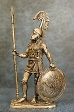 Tin Soldiers * Ancient Greece * Spartan hoplite, 480 BC * 60 mm * 1/30