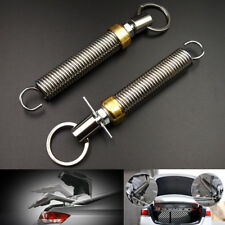2pcs Gold Universal Adjustable Automatic Vehicle Car Boot Lid Lifting Spring