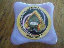 * SNORUNT # 117 * WAPS POKEMON Advanced Panini laser PMCE collector 2003