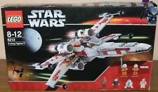 Lego Star Wars 6212 X-wing Fighter mit Figuren Anleitung OVP 100% komplett TOP