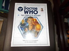 DOCTOR WHO THE COMPLETE HISTORY ISSUE #1 - 29 HACHETTE HARDCOVER - SELECT/NEW