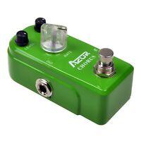 AZOR AP-309 Chorus Mini Guitar Effect Pedal Guitar Pedal Pure Analog True Bypass