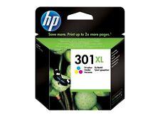 HP 301 XL COLOR CARTUCHO DE TINTA ORIGINAL HP 1510 1512 2050 2540 3050 3055 4500