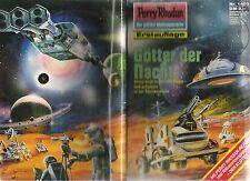 Perry Rhodan Erstauflage Nr. 1400 Götter der Nacht (mit Poster ) Roman-Heft