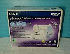 Brother XM2701 Lightweight/Full-Featured Sewing Machine *new in hand* FAST SHIP