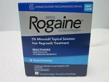 Rogaine Men Extra Strength Hair Regrowth Treatment -3 Month Supply