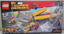 Multi-Coloured Truck Marvel Super Heroes LEGO Building Toys
