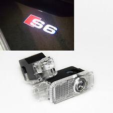 Led Door Welcome Light Laser Projector Logo S LINE OSRAM For AUDI S6 2004-2016