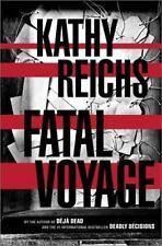 Fatal Voyage : A Novel, Kathy Reichs, 0684859726, Book, Acceptable