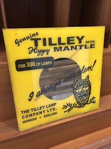 Tilley Lamp Reproduced Glass Mirror