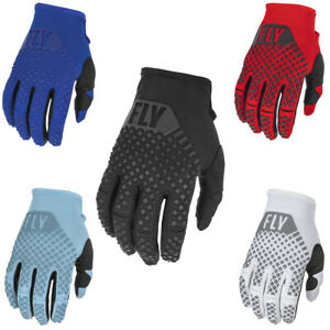 FLY RACING 2022 KINETIC YOUTH MOTOCROSS MX GLOVES ALL COLORS
