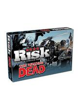 OFFICIAL THE WALKING DEAD SURVIVAL EDITION RISK BOARD GAME BRAND NEW