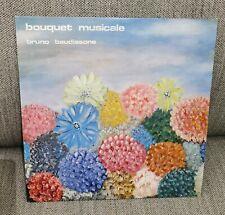 BRUNO BAUDISSONE 'BOUQUET MUSICALE' MEGA RARE ITALIAN LIBRARY/CONTEMPORARY LP