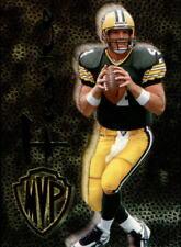 1996 SkyBox Premium Brett Favre MVP #1 Brett Favre Foil PACKERS