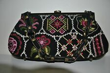 ISABELLA FIORE BEADED CLUTCH