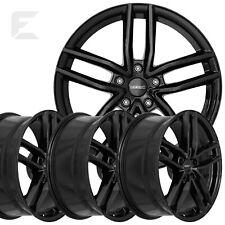 4x 17 Zoll Alufelgen für VW New Beetle, Cabrio / Dezent TR black (B-CN02019)