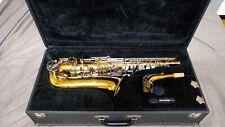 King alto saxophone
