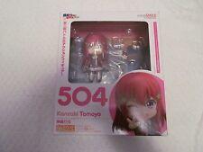Good Smile Company Nendoroid 504 Kanzaki Tomoyo Inou Battle Within Everyday Life