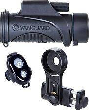 Vanguard Vesta 8320 Monokular mit Smartphone-Adapter und Bluetooth-Fernbedienung
