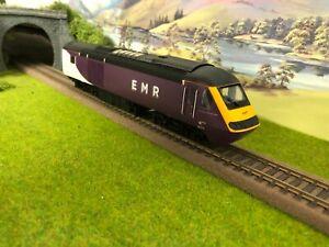 Hornby Class 43 Final East Midland Railway EMR Purple HST Power Car