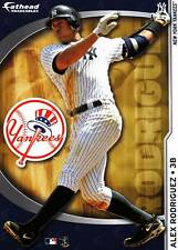 ALEX RODRIGUEZ Fathead Tradeables 5x7 Yankees Sticker
