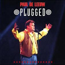 CD: Paul de Leeuw  PLUGGED (1993)