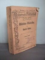 Nicholas Nickleby by Charles Dickens - German