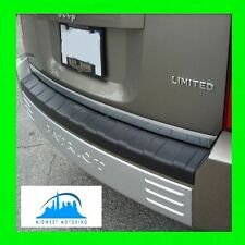 2007-2014 JEEP PATRIOT CHROME TRUNK TAILGATE TRIM MOLDING 2008 2009 2010 2011